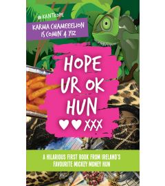 Hope UR OK Hun