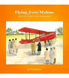 Flying from Malone