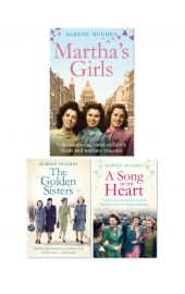 Buy all three books in the Martha's Girls trilogy for £20, postage free.