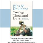Launch event for 'Twelve Thousand Days' by Éilís Ní Dhuibhne